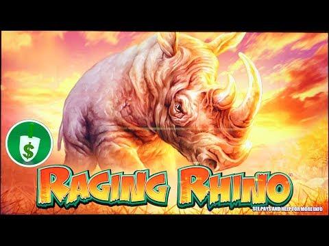 Raging Rhino slot machine, Terrible's Bonus