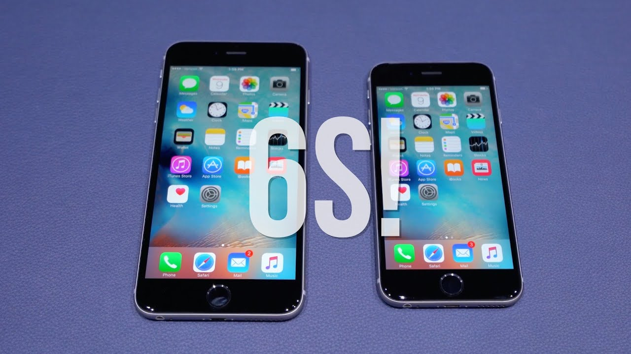 iPhone 6S vs 6S Plus: 6 Things Before Buying! - YouTube