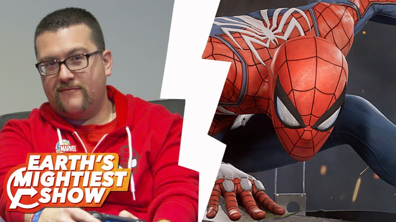 Swing Into E3 + Marvel's Spider-Man | Earth's Mightiest Show