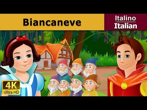 Biancaneve e i sette nani | Storie Per Bambini | Favole Per Bambini | Fiabe Italiane