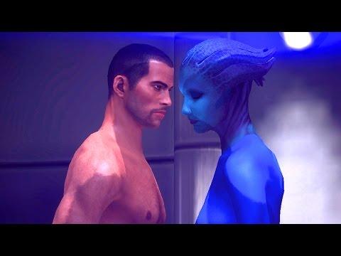 Sha'ira: The Asari Consort Story. Shepard Got Laid on Citadel (Mass Effect 1)