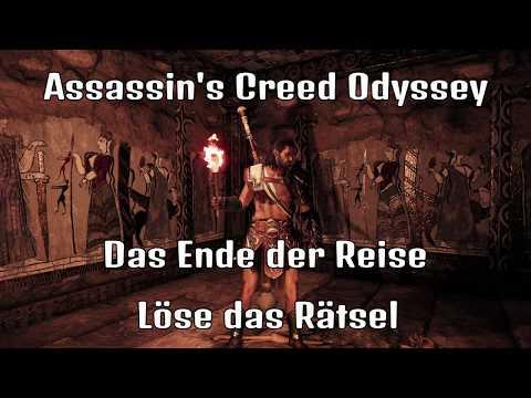 Assassin's Creed Odyssey - Das Ende der Reise: Löse das Rätsel