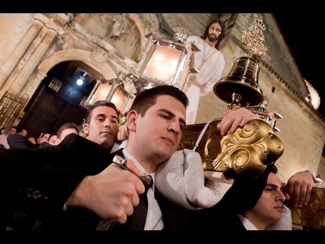 VÍDEO: Jornada histórica para la Cofradía de Ntro. Padre Jesús de la Caridad con su primer Vía Crucis