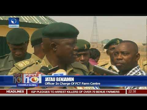 Nigeria Prisons Service Promises Better Admin. In 2018