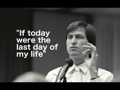 Steve Jobs - Motivational Speech