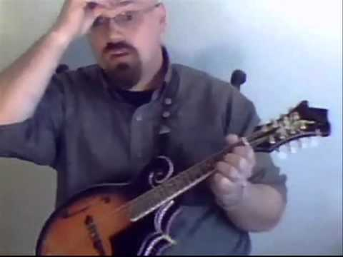 "This video teaches how to play ""I'll Fly Away,"" on Mandolin in DDAD tuning."