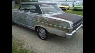 1963 NOVA SS FORSALE BY 500 CLASSIC AUTO