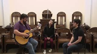 Diário de um pastor cantante - Reverendo Davi Nogueira Guedes - Paz e harmonia - 27/11/2020