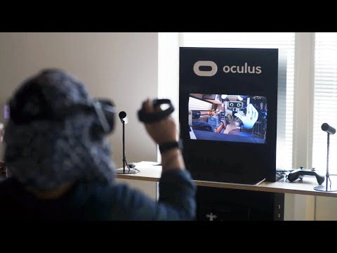 Libraries to enable VR learning as Oculus plans 100 Rifts for California