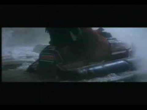Superman II Redux- Luthor arrives at Fortress of Solitude
