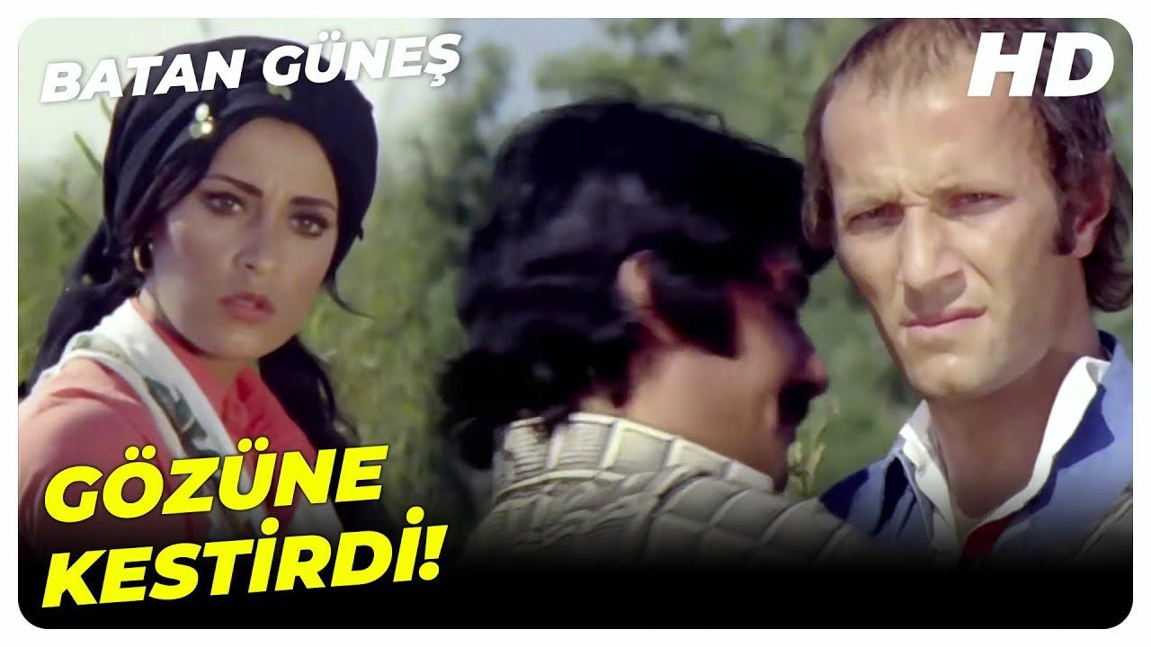 Sait, Ferdi'nin Kız Arkadaşına Gözünü Dikti | Batan Güneş Ferdi Tayfur Türk Filmi