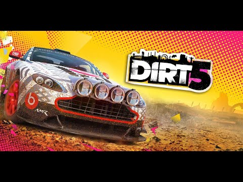 Dirt 5 Offroad Racing, Map 19B Xiamo Run, China, 4K60fps |
