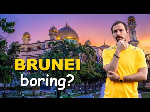 BRUNEI: Boring for traveling? An honest Review from a Swiss Traveler