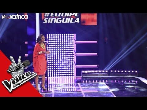 Carmy-J « Nzambe Monene » de Dena Mwana I Epreuves Ultimes The Voice Afrique 2018