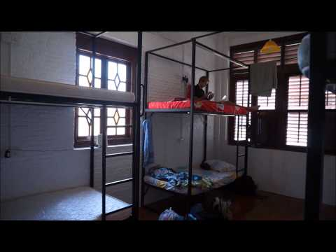 George Town Accommodation, Penang Island, Clockwise Hostel