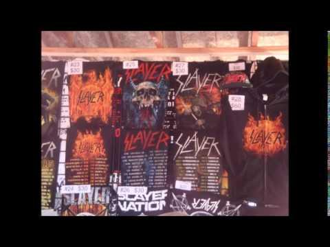 Mayhem Festival 2015 Merch Pics - all bands - Slayer, King Diamond, Thy Art .. - TDWP