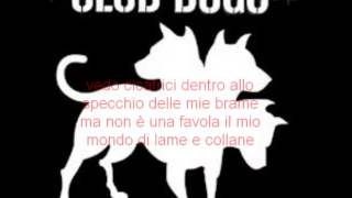Download Amore Infame   Club Dogo Testo MP3 song and Music Video