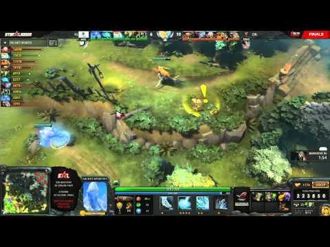 DK vs iG - Game 1 (Starladder IX LAN - WB Round 1) [MEEPO PICK!]