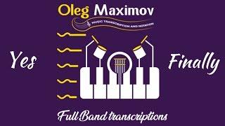 Yes - Finally - arrangement transcription
