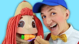 Yes Yes Vegetables Song for Kids | Super Simple Nursery Rhymes. Sing Along With Tiki.