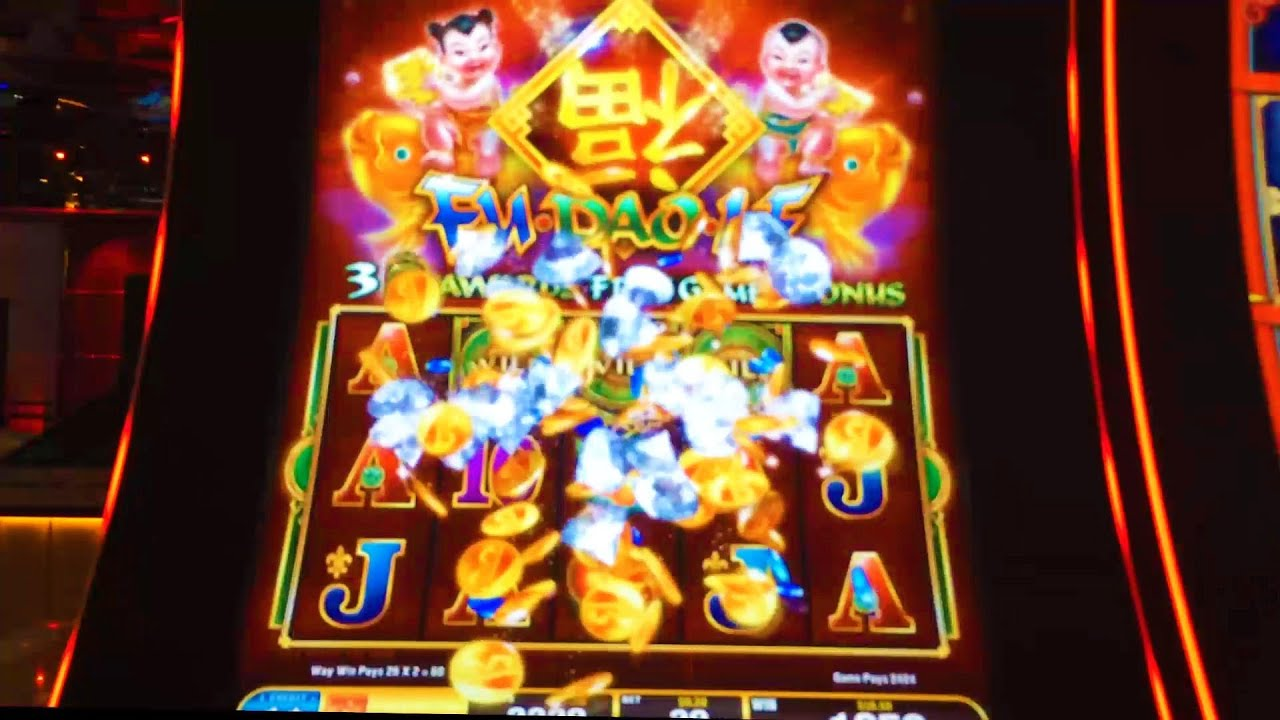 Fu Dao Le Slot Machines