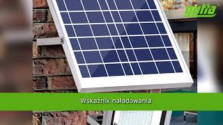 Lampy solarne - GUTTA