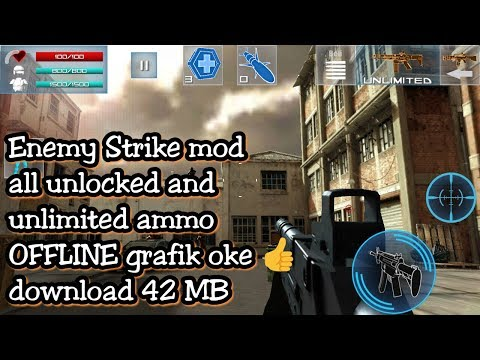 Enemy Strike Mod Apk (OFFLINE)