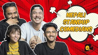 | Stand Up Comedians | Comedy Circle | Drinking Game