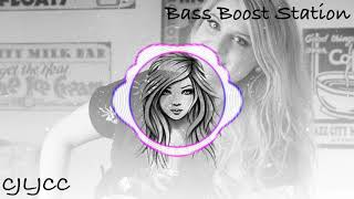 No Excuses - Meghan Trainor (Bass Boosted)
