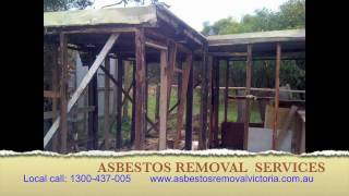 ASBESTOS SHED REMOVAL SERVICE