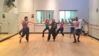 Shawn VItale Choreography Ride With Me Nelly