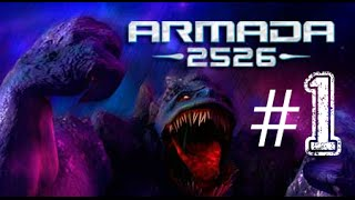 Armada 2526 | Episode 1: Colonize as much as possible!