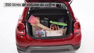 Laissez-vous séduire par la Fiat 500X à moins de 7 €/jour !