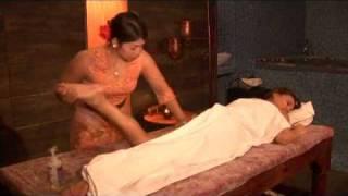 Классический балинезийский массаж