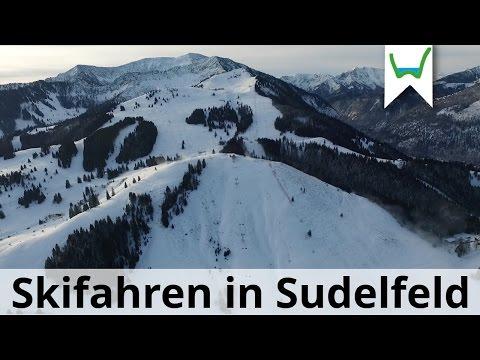Sudelfeld Ski - Skiurlaub Sudelfeld nahe München
