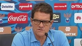 Фабио Капелло считает одинаково важной подготовку ко всем товарищеским встречам накануне ЧМ(Тренер сборной России по футболу Фабио Капелло заявил, что считает одинаково важной подготовку ко всем..., 2014-05-26T09:35:05.000Z)
