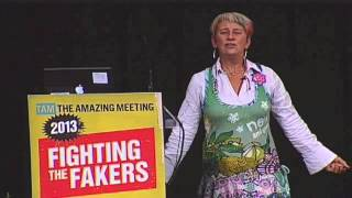 Susan Blackmore - Fighting the Fakers (and Failing) - TAM 2013
