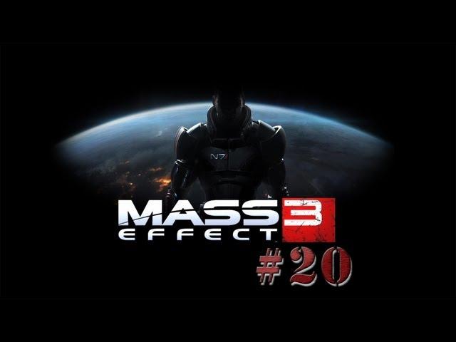 """Смотреть прохождение игры Mass Effect 3. Серия 20: """"Баньши..."""""""