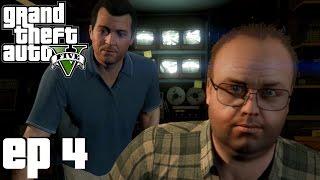 Grand Theft Auto 5 Parte 4 - Lester e a Lifeinvader (PC Gameplay em Português) - Sem Comentários
