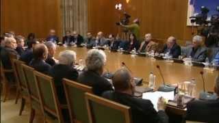 Greece-Russia Ties: Greek leaders