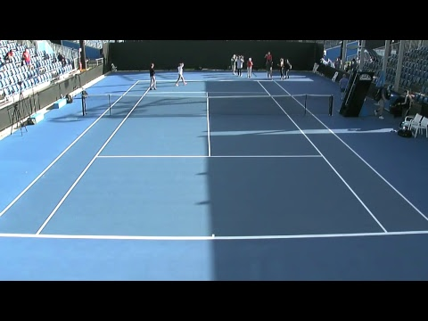 Australian Open 2019  Wildcard Play-off | Court 8 - 16 Dec | The Finals