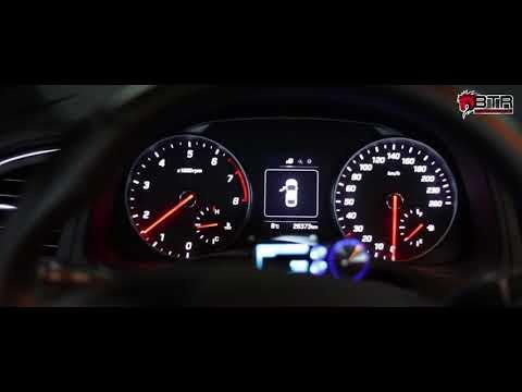 BTR ECU tune for Gamma 1.6 Turbo Engines, Crackle Pop!