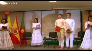 Ceremonia 40 Años Universidad Católica de Pereira