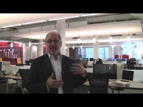 Property Tour: Infor's HQ (641 Avenue of the Americas)