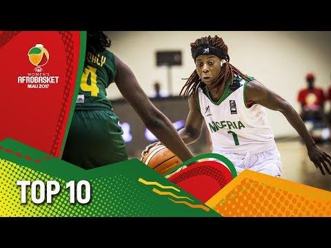 Top 10 - FIBA Women's AfroBasket 2017