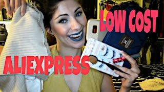 Haul ALIEXPRESS LOW COST