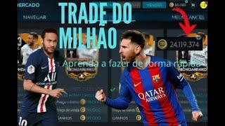 Trade FIFA Mobile 20- Lucre milhões de forma rápida