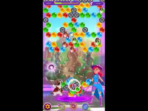 Bubble Witch Saga 3 Level 517 - NO BOOSTERS 🐈 (FREE2PLAY-VERSION)