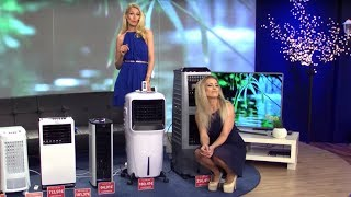Ventilatoren und Luftkühler im Vergleich mit Anne-Kathrin Kosch (Mai 2017)