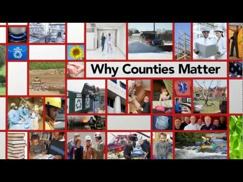 Why Counties Matter